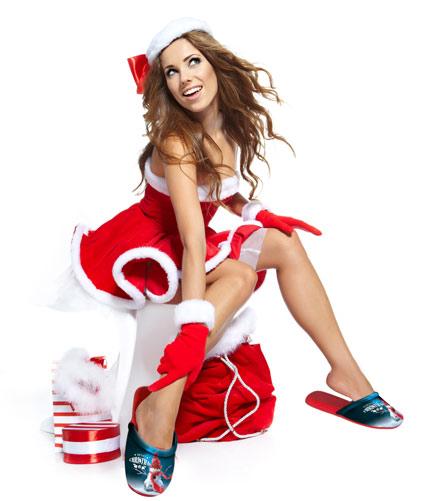Fotofola: collezione Natale 2016 pantofole
