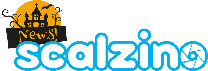 scalzino: logo Scalzino halloween